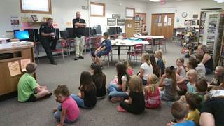 Ninjas and Safety Summer Reading Program in Faith