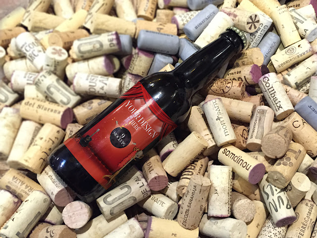 Beer Wine Corks Mockup