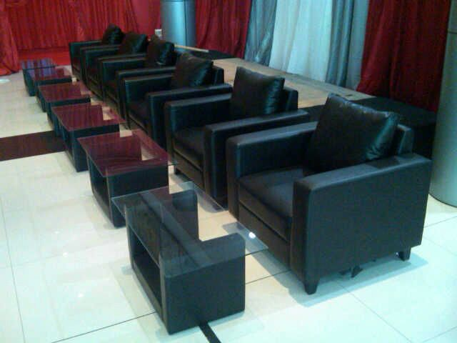 penyewaan sofa single murah