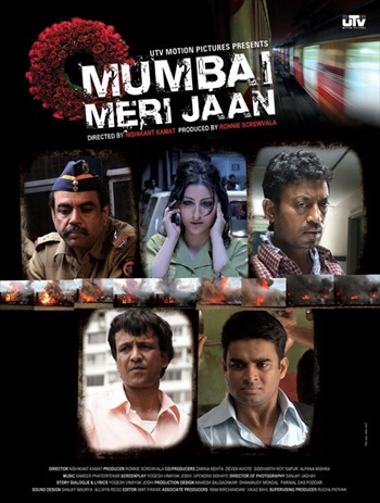 Mumbai Meri Jaan 2008 Hindi 480p HDRip 350mb