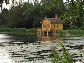 Belton boathouse