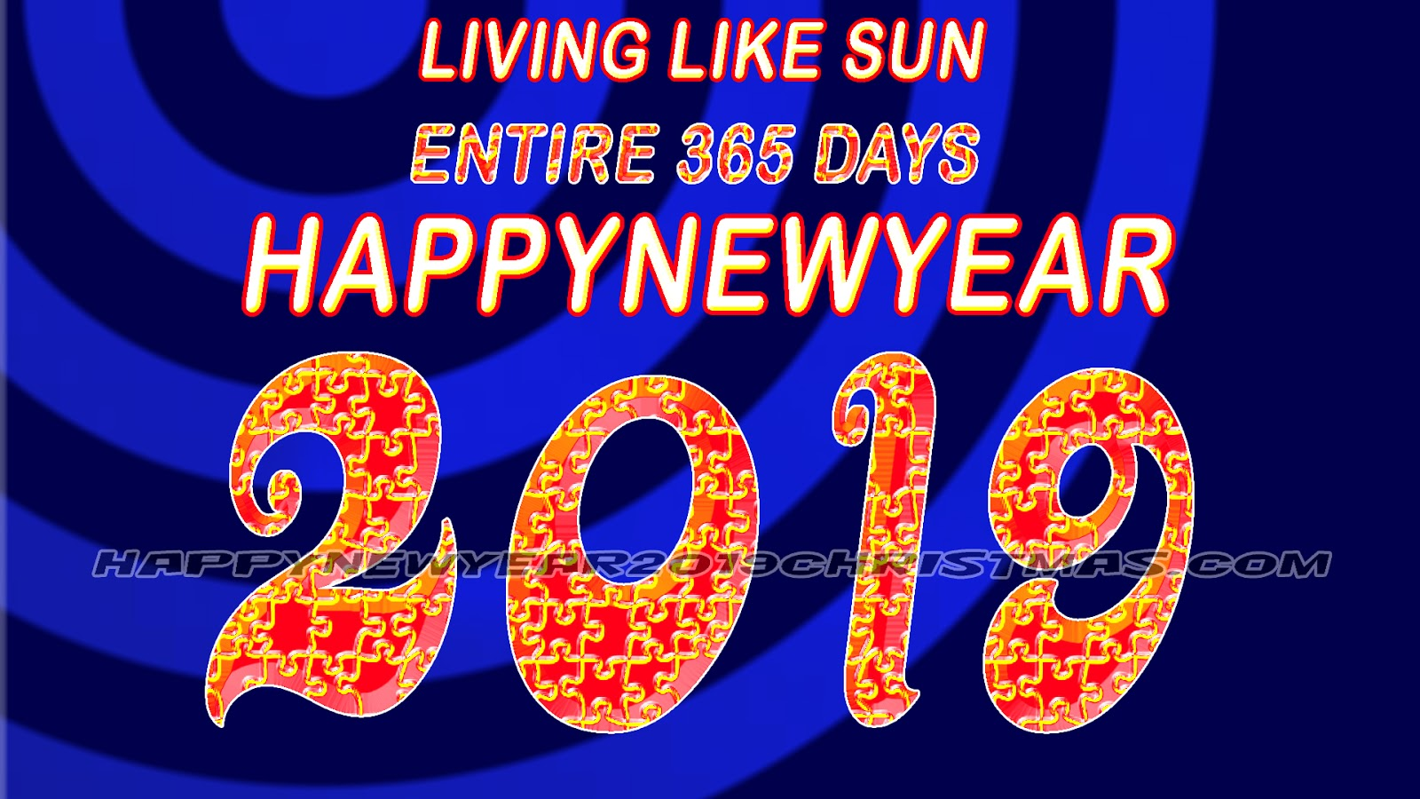 Download Happy New Year 2019 images for Instagram Whatsapp | Happy ...