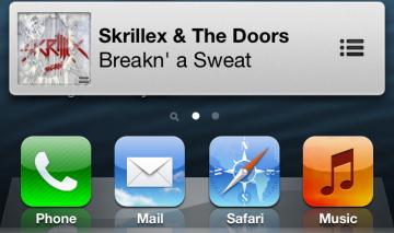 Tambahkan MiniPlayer Di iPhone, iPad, iPod Touch