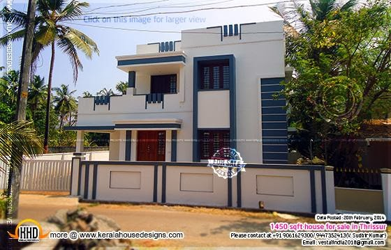 Home for sale at Thrissur