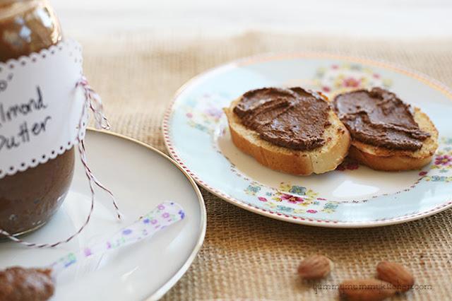 healthy nutella recipe