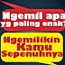 Gambar DP BBM Bergerak Rayuan Gombal Lucu Keren dan Gokil 2017