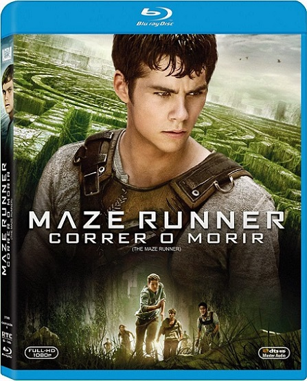 The Maze Runner (Maze Runner: Correr o Morir) (2014) 1080p BluRay REMUX 23GB mkv Dual Audio DTS-HD 7.1 ch