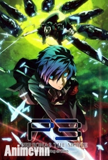Persona 3 the Movie - Persona 3 the Movie: #1 Spring of Birth 2012 Poster