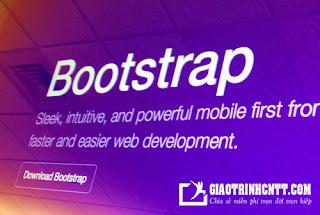 Tài liệu học Bootstrap tiếng Việt by giaotrinhcntt.com