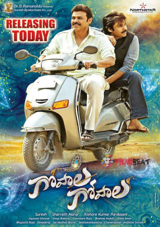 Gopala Gopala 2015 UNCUT WEB-DL Hindi Dual Audio 720p Watch Online Full Movie Download bolly4u