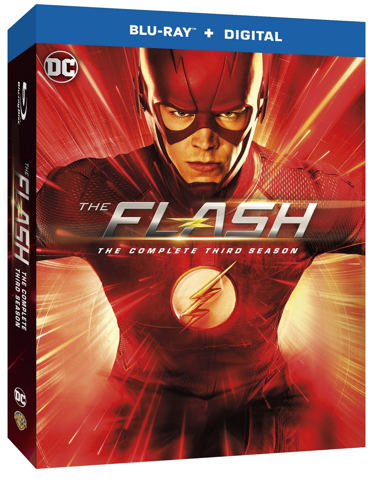 All About TV News: 'The Flash' Season 3 DVD and Blu-ray