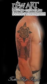 Ezt a maori stílusú napot javítottam, valamint az alatta lévő elemet kiegészítés képpen tettük hozzá .:)
