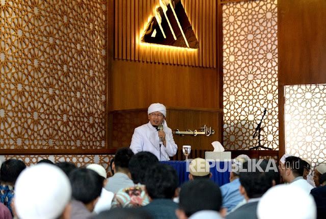 AA Gym: Yang Pertama Dihisab adalah Kementerian Agama