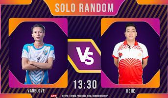 Solo Random - HeHe vs. Vanelove - 25/10/2020