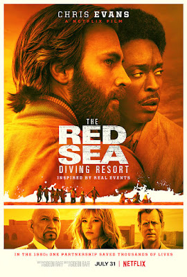 Red Sea Diving Resort Movie Poster