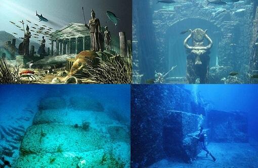 Bimini Yolu ve Kayıp Şehir Atlantis Arasında Bağ Var Mı?