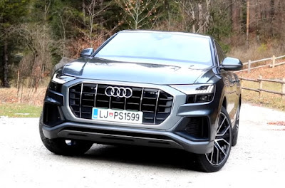 THE HIGHEST Q NUMBER FOR AUDI Q8 HERE COMES A ROAD MONSTER BIGGER THAN USUAL SUV