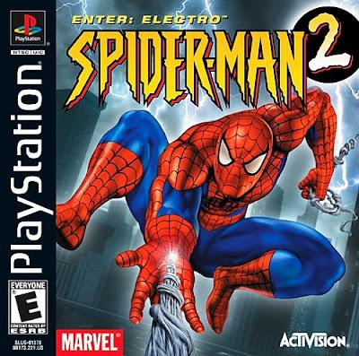 descargar spider man 2 psx por mega