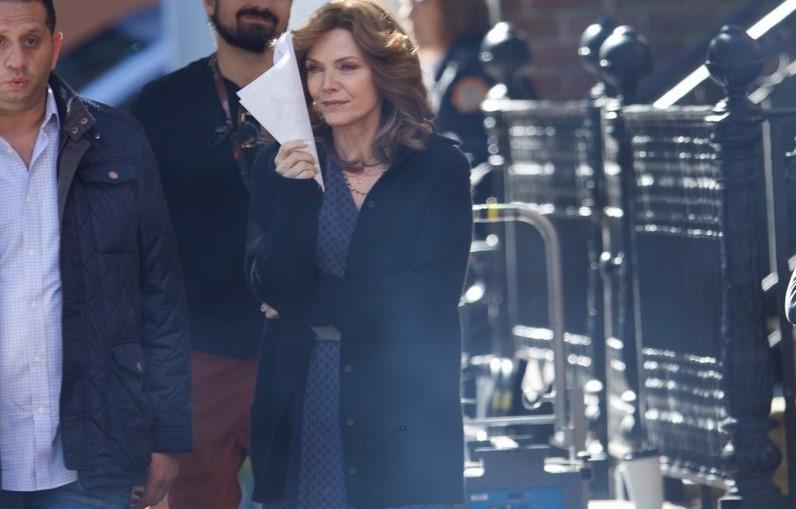"""Imagens do set de """"Homem-Formiga e a Vespa"""" apresentam Michelle Pfeiffer"""