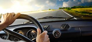 Αυτοκίνητο, χαλάρωση, μουσική, οδηγός, τιμόνι