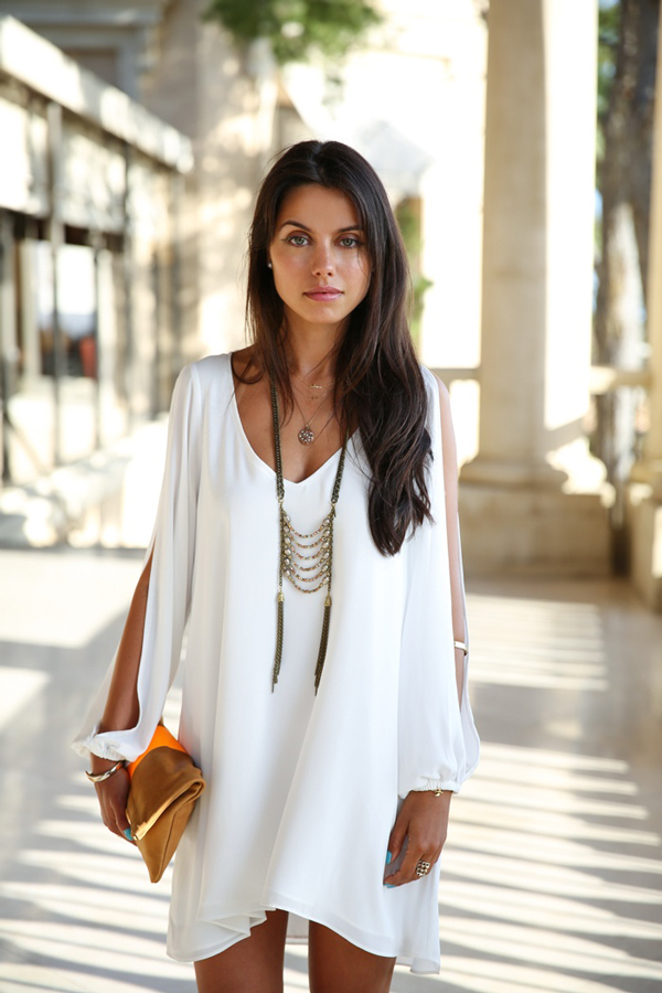 The Peak of Très Chic: Flowy Summer Dresses To Love