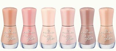 """""""Nude Glam"""" de Essence"""
