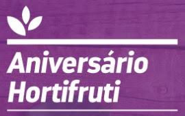 Promoção Aniversário Hortifruti 2017 Prêmios Participar