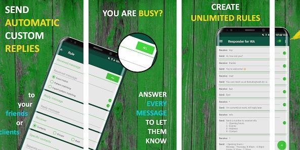 Cara Balas Pesan Whatsapp Otomatis Di Android
