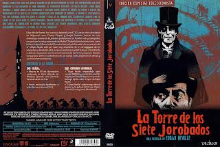 La Torre de Los Siete Jorobados / Carátula / Descargar