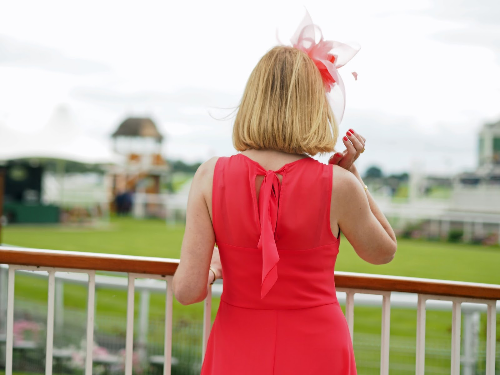 York races outfit