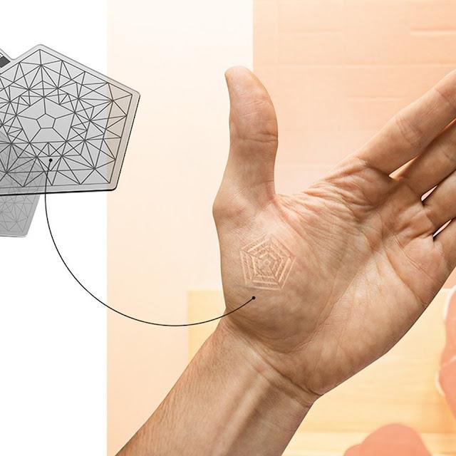 système de paiement par tatouage biométrique Mark-Tat