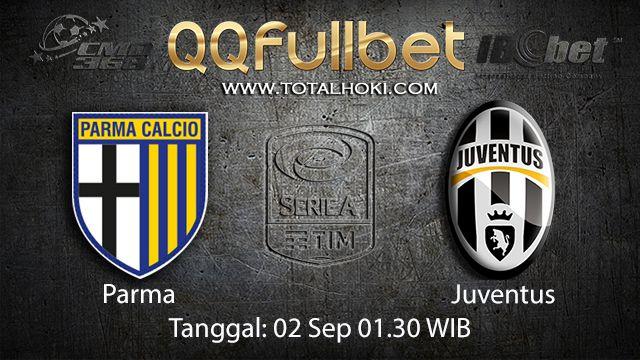 Prediksi Bola Jitu Parma vs Juventus 2 September 2018 ( Italian Serie A )