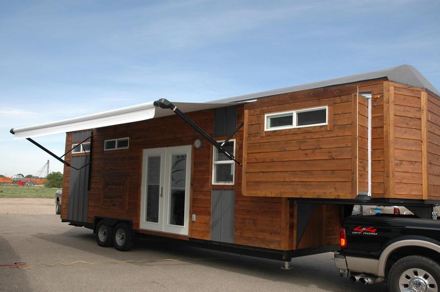 TINY HOUSE TOWN 320 Sq Ft Nampa Tiny House