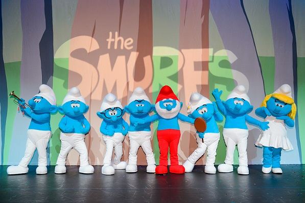 THE SMURFS LIVE ON STAGE Brings the Magic #SmurfsLiveSA #TheBluBloodWay @BluBloodSA
