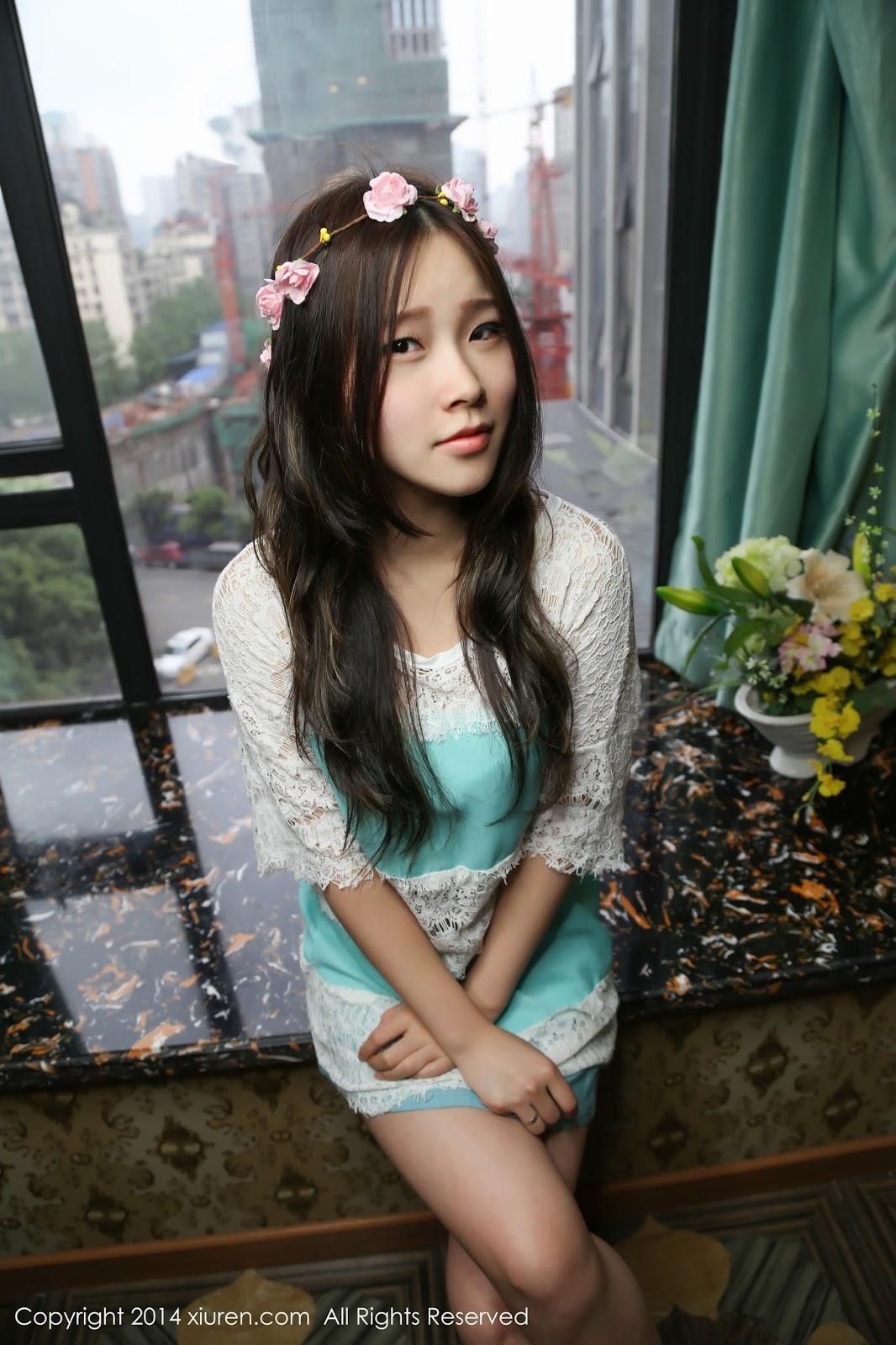 DKGirl Vol. 120 Ai Xiao Qing - Best Hot Girls