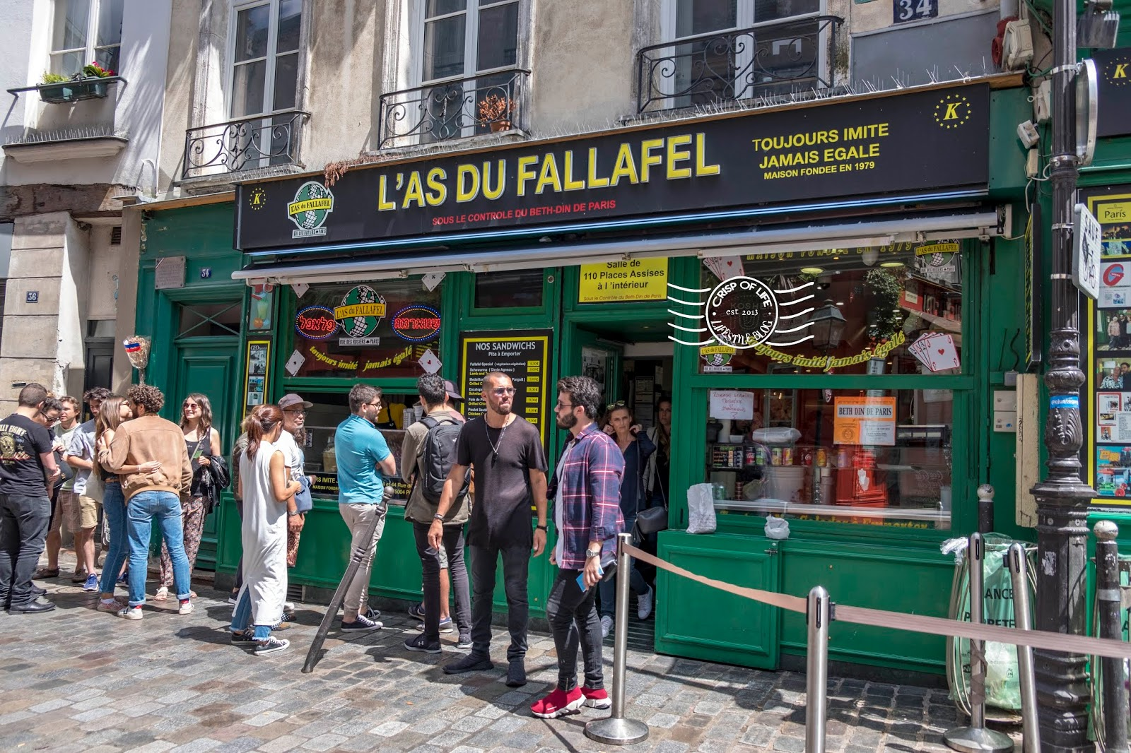 L'As Dus Falafel