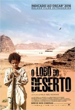 O Lobo do Deserto Dublado
