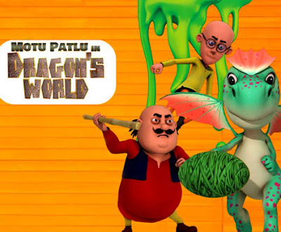 Motu Patlu in Dragon's World (Tamil)