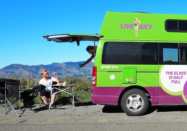 Jucy Camper Rental
