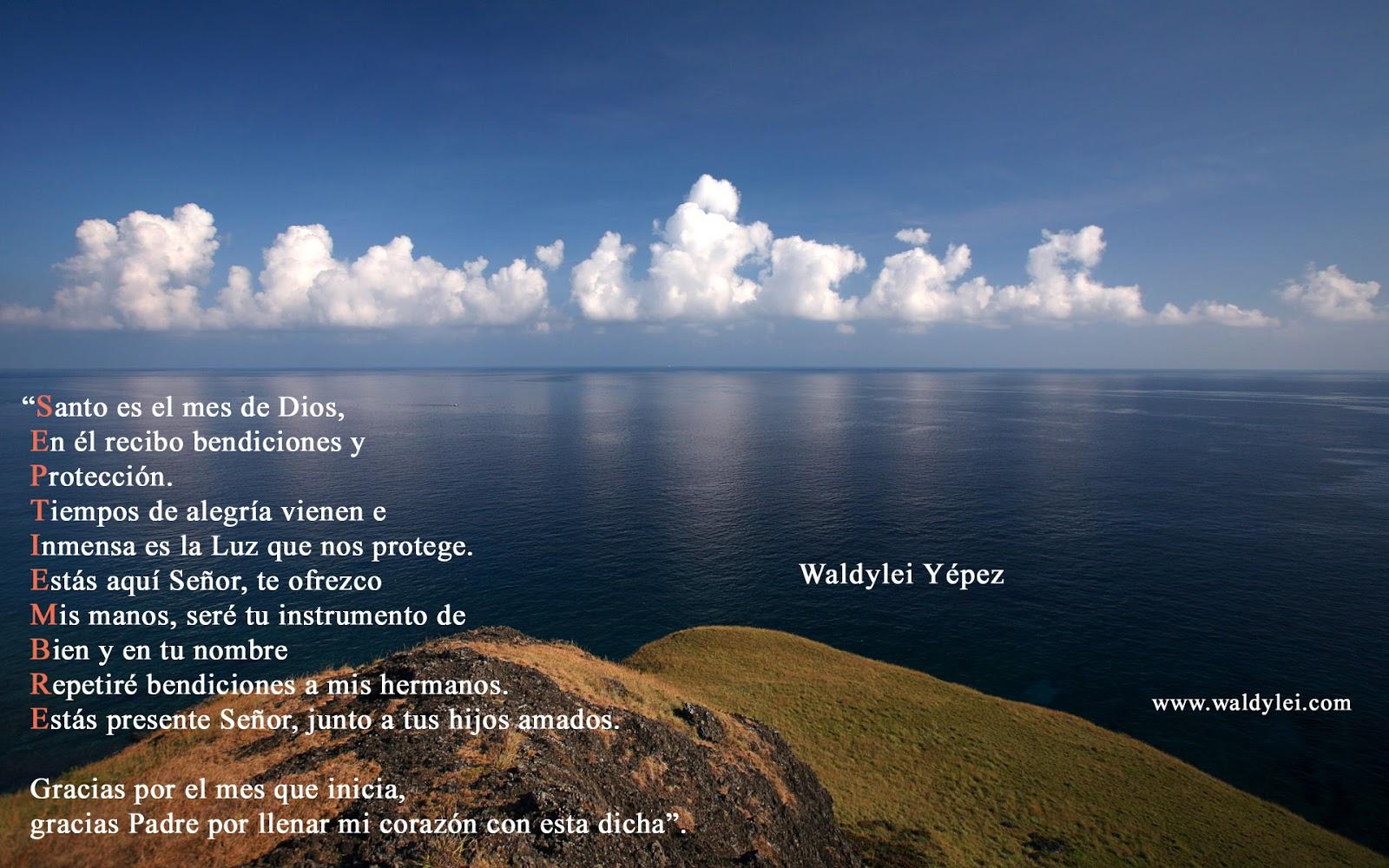 Frases Inicio Mes De Septiembre El Espacio De Waldylei