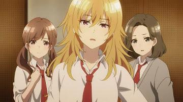 Jaku-Chara Tomozaki-kun Episode 4