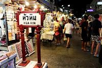Hua Hin Night Market - Paket Tour 5H4M Bangkok Huahin
