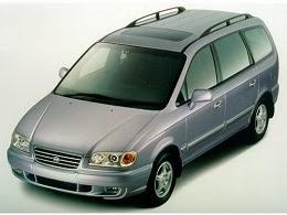 Harga Mobil Hyundai Trajet