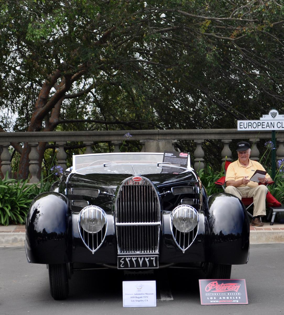 1939 Bugatti Type 57C, Coachwork By Vanvooren, Wedding