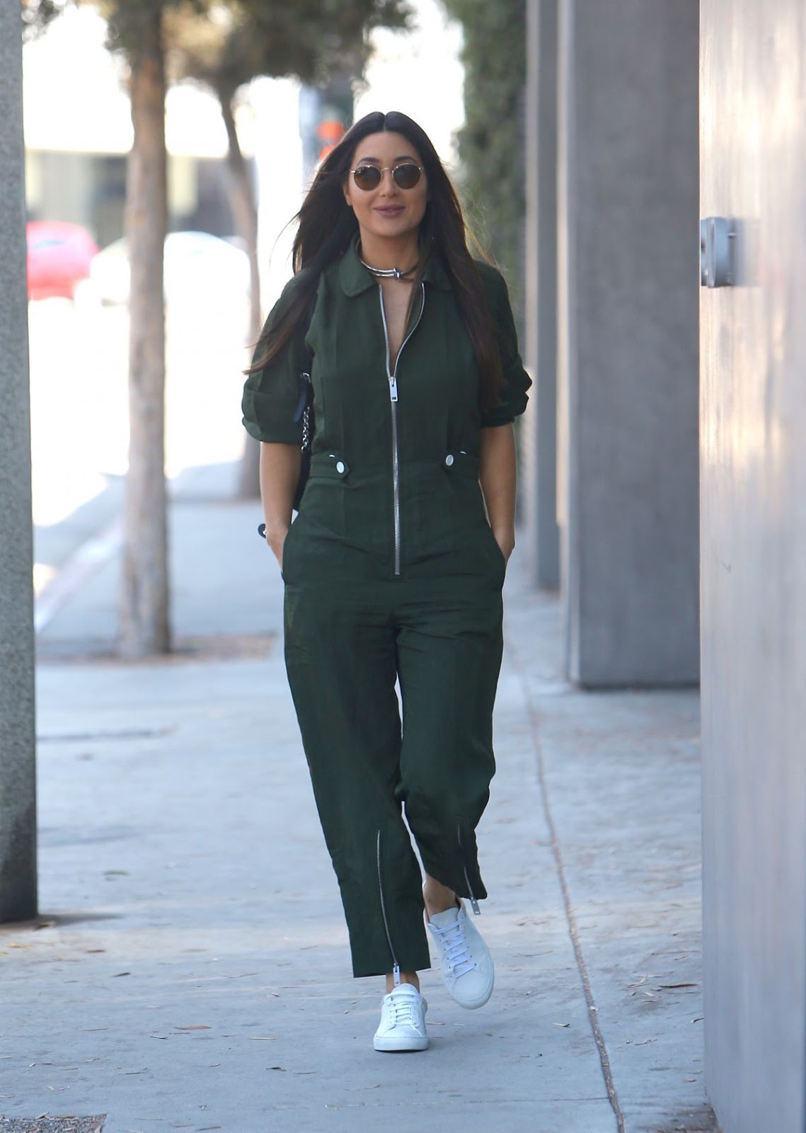 Bianca Espada Out For Shopping In Los Angeles