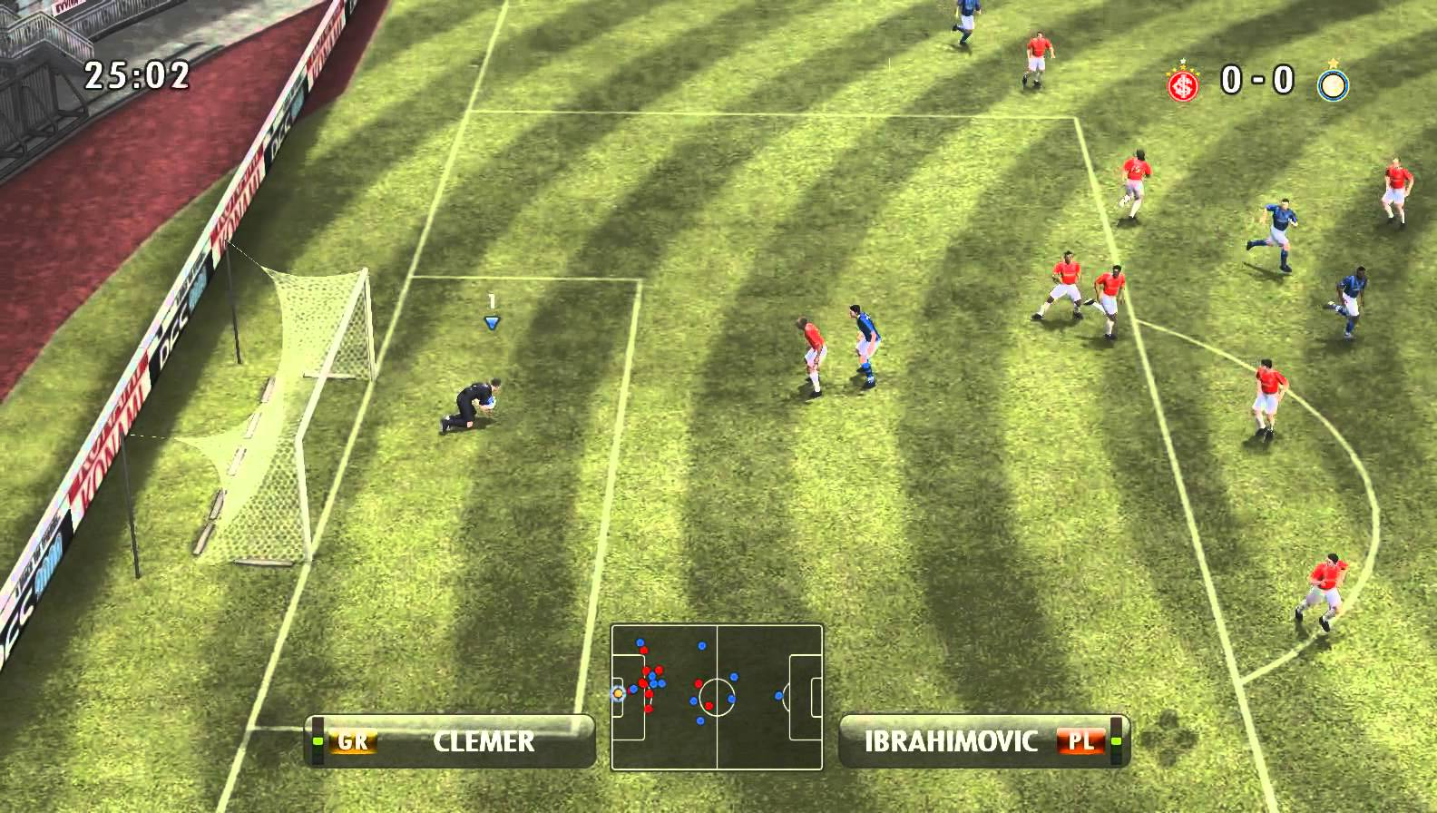 Pro Evolution Soccer PC Game Download Full Version