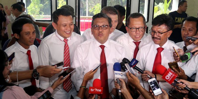 TKN Jokowi Tanggapi Hasil Ijtima GNPF Ulama Jilid II