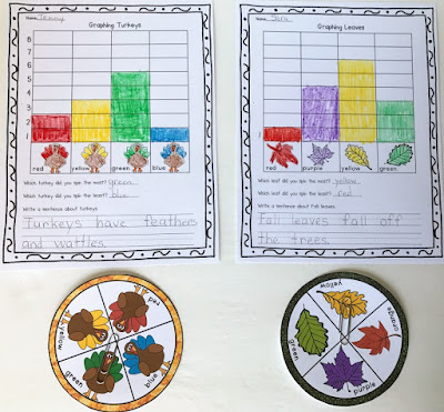 https://www.teacherspayteachers.com/Product/Fall-Graphing-Pack-945511
