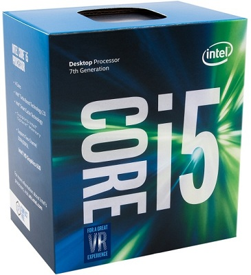 Core i3-7350K или i5-7400