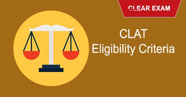 CLAT Eligibility Criteria